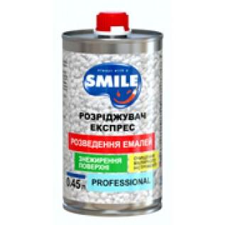 Разбавитель алкидный красок SMILE Экспресс 0,45 л