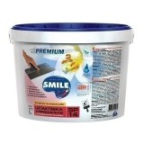 Шпатлевка SMILE Premium SP-14, финишная для фасадных работ 1,5 кг белая