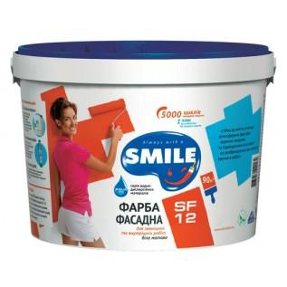 Краска Фасадная SMILE SF-12 4,2 кг