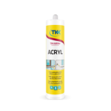 Клей - Герметик 2в1 акриловый TEKADOM ACRYL (белый) 280 мл