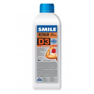 Клей SMILE D3 3кг
